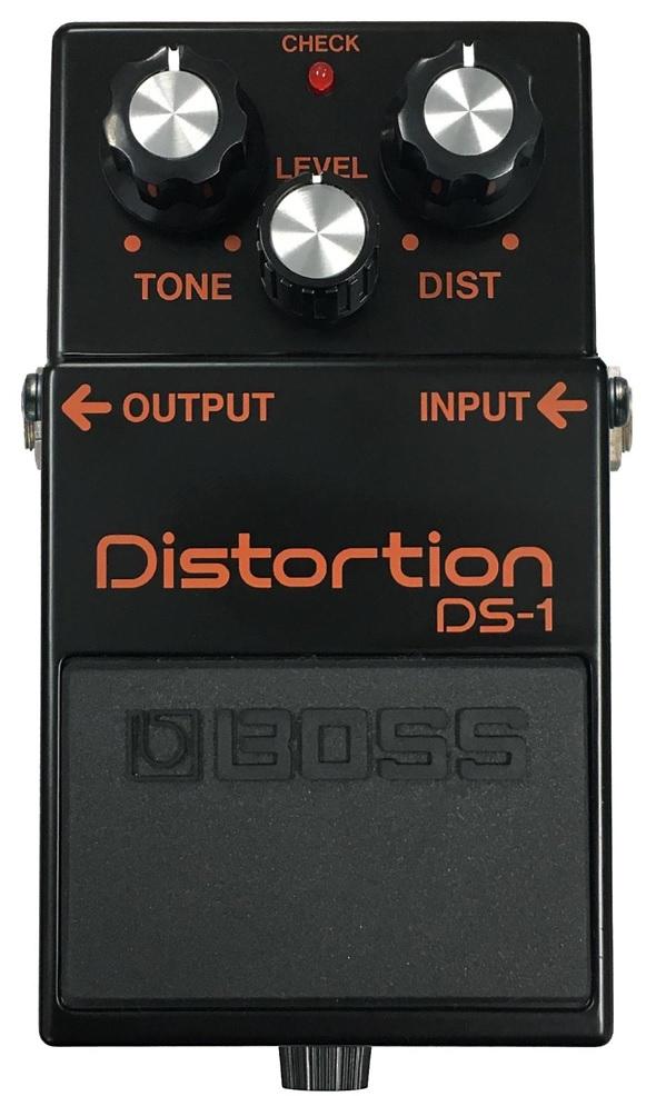 【レビューを書いて次回送料無料クーポンGET】BOSS DS-1 Black Distortion エフェクター [直輸入品][並行輸入品]【ボス】【オーバードライブ】【新品】