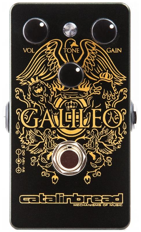 【レビューを書いて次回送料無料クーポンGET】Catalinbread Galileo MKII エフェクター【1年保証】【カタリンブレッド】【新品】