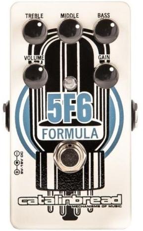 【レビューを書いて次回送料無料クーポンGET】Catalinbread Formula 5F6 エフェクター【1年保証】【カタリンブレッド】【新品】
