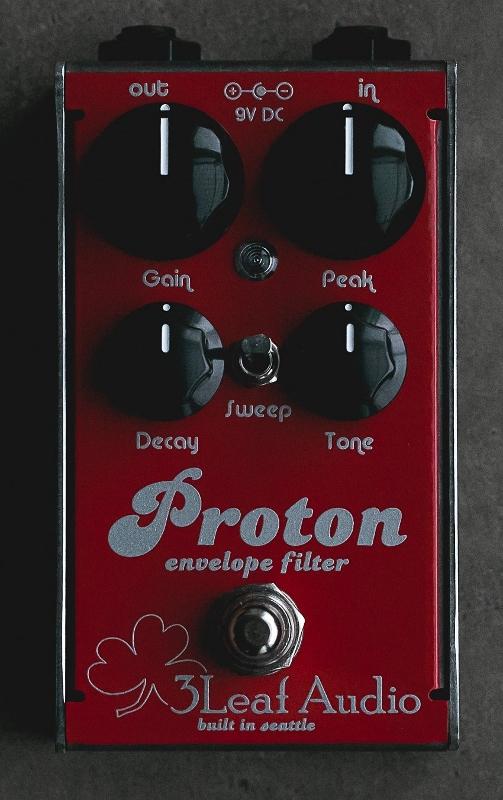 【レビューを書いて次回送料無料クーポンGET】3Leaf Audio Proton v3 Envelope Filter PR-2 Custom color