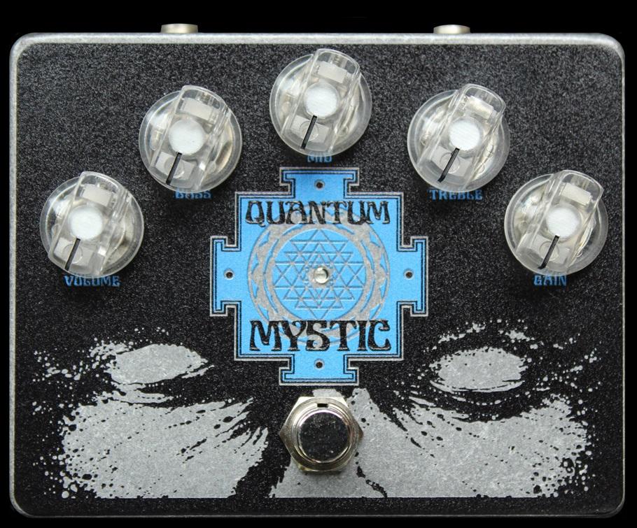 QUANTUM Arts 【レビューを書いて次回送料無料クーポンGET】Black Toneworks MYSTIC エフェクター[並行輸入品][直輸入品]【新品】