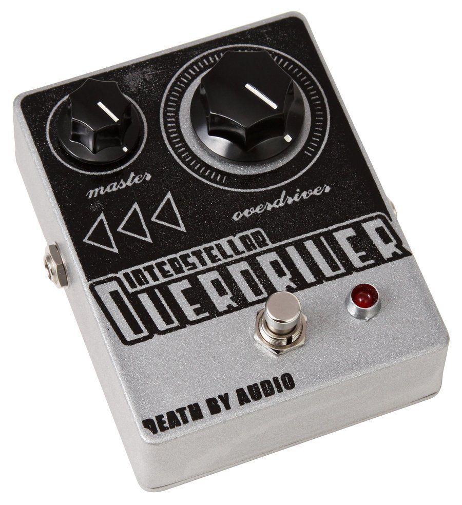 【レビューを書いて次回送料無料クーポンGET】Death By Audio Interstellar Overdriver エフェクター【1年保証】【デスバイオーディオ】【新品】