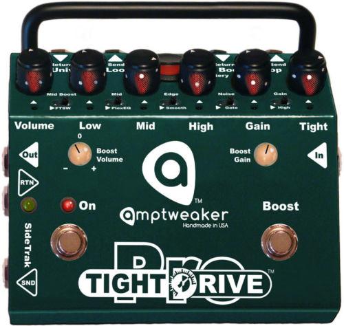 【レビューを書いて次回送料無料クーポンGET】Amptweaker TightDrive PRO エフェクター [直輸入品][並行輸入品]【アンプトゥイーカー】【タイトドライブ】【ディストーション】【新品】