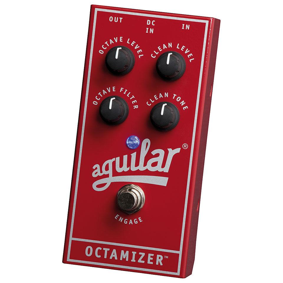 【レビューを書いて次回送料無料クーポンGET】Aguilar Octamizer エフェクター [並行輸入品][直輸入品] 【Aguilar】【アギュラー】【オクターバー】【ベース用エフェクター】【新品】