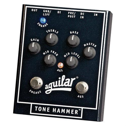 【レビューを書いて次回送料無料クーポンGET】Aguilar Tone Hammer エフェクター [並行輸入品][直輸入品] 【Aguilar】【アギュラー】【プリアンプ】【トーンハマー】【新品】
