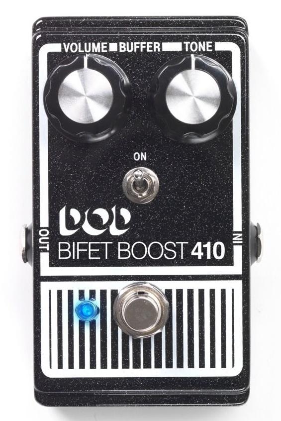 【レビューを書いて次回送料無料クーポンGET】DOD Bifet Boost 410 エフェクター [並行輸入品][直輸入品]【デジテック】【ブースター】【新品】