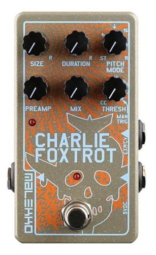 【レビューを書いて次回送料無料クーポンGET】Malekko Heavy Industry CHARLIE FOXTROT【1年保証】【マレッコ】【新品】