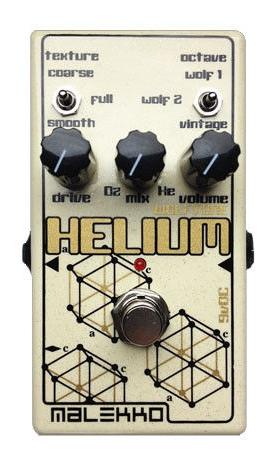 【レビューを書いて次回送料無料クーポンGET】Malekko Heavy Industry HELIUM MKII【メーカー1年保証】【マレッコ】【新品】