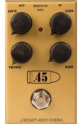 【レビューを書いて次回送料無料クーポンGET】Rockett Pedals .45 Caliver エフェクター [直輸入品][並行輸入品]【J.Rockett Audio Designs】【JRAD】【新品】