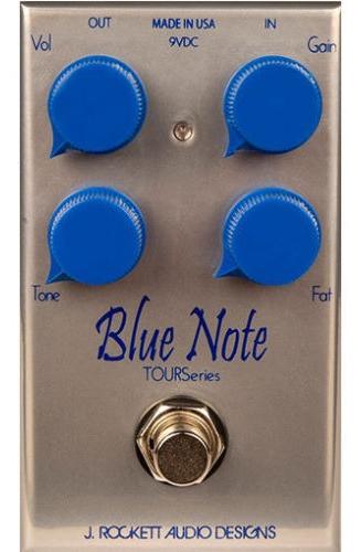 【レビューを書いて次回送料無料クーポンGET】Rockett Pedals Blue Note Tour Series エフェクター [直輸入品][並行輸入品]【J.Rockett Audio Designs】【JRAD】【新品】