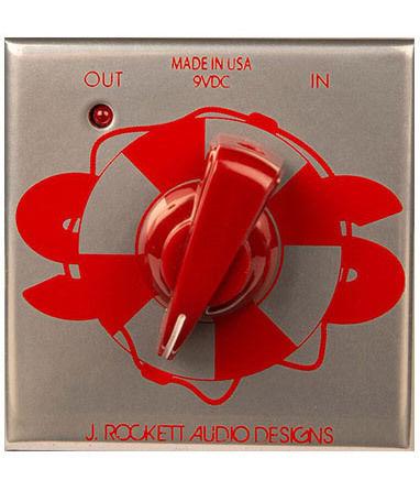 【レビューを書いて次回送料無料クーポンGET】Rockett Pedals SOS Buffer エフェクター [直輸入品][並行輸入品]【J.Rockett Audio Designs】【新品】