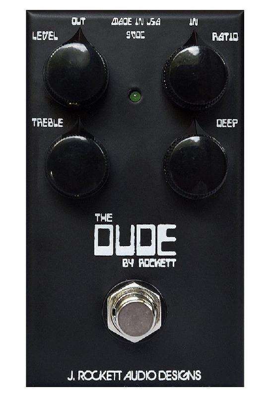 【レビューを書いて次回送料無料クーポンGET】Rockett Pedals THE DUDE エフェクター [直輸入品][並行輸入品]【J.Rockett Audio Designs】【JRAD】【新品】