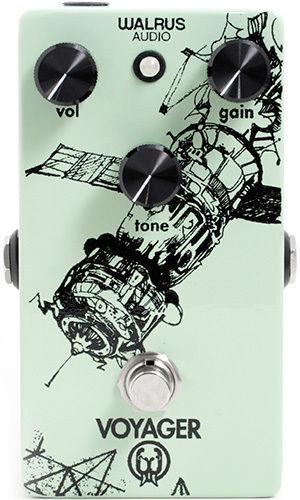 【レビューを書いて次回送料無料クーポンGET】Walrus Audio Voyager エフェクター [並行輸入品][直輸入品]【ウォルラスオーディオ】【新品】