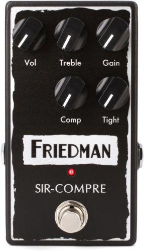 【レビューを書いて次回送料無料クーポンGET】Friedman SIR-COMPRE エフェクター [並行輸入品][直輸入品]【フリードマン】【コンプレッサー】【新品】