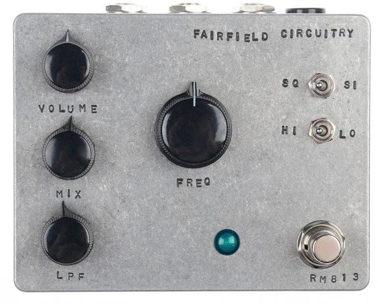 【レビューを書いて次回送料無料クーポンGET】Fairfield Circuitry Randy's Revenge Ring Modulator エフェクター【1年保証】【リングモジュレーター】【新品】