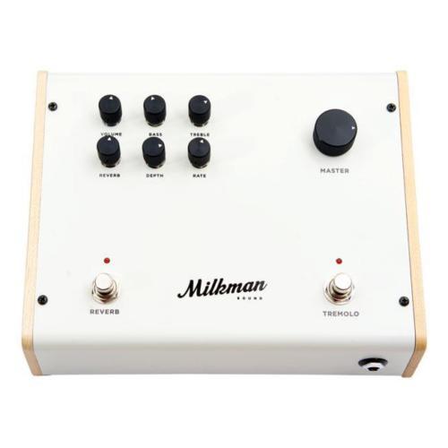 【レビューを書いて次回送料無料クーポンGET】Milkman Sound The Amp 50W Tube Preamp エフェクター [並行輸入品][直輸入品]【ジェイエイチエスペダルズ】【オーバードライブ】【新品】