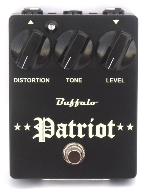 【レビューを書いて次回送料無料クーポンGET】Buffalo FX Patriot エフェクター【1年保証】【バッファローエフェクツ】【新品】