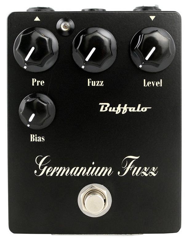 【レビューを書いて次回送料無料クーポンGET】Buffalo FX Germanium fuzz v3 エフェクター【1年保証】【バッファローエフェクツ】【新品】