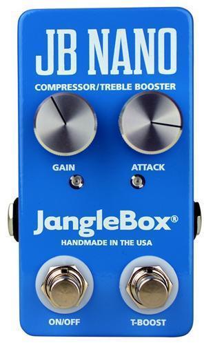 【レビューを書いて次回送料無料クーポンGET】JangleBox JB Nano エフェクター【1年保証】【ジャングルボックス】【新品】