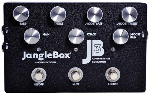 【レビューを書いて次回送料無料クーポンGET】JangleBox JB3 エフェクター【1年保証】【ジャングルボックス】【新品】