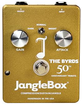 【レビューを書いて次回送料無料クーポンGET】JangleBox The Byrds 50TH Anniversary Tribute JangleBox エフェクター【1年保証】【ジャングルボックス】【新品】