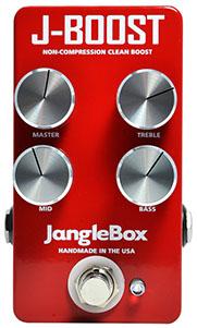 【レビューを書いて次回送料無料クーポンGET】JangleBox J-Boost エフェクター【1年保証】【ジャングルボックス】【新品】