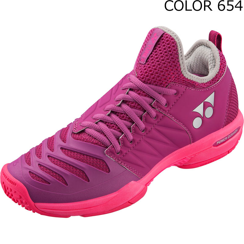 YONEX(ヨネックス) SHTF3LGC テニスシューズ POWER CUSHION FUSIONREV3 WOMEN GC