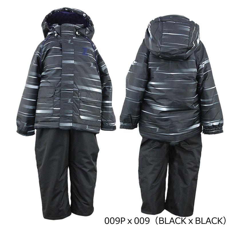 e9d65e7cf7767 BANNNE(バンネ) BNS51004 BANNNExONYONEコラボ キッズ スキーウェア(上下セット) 幼児 100 110 120 雪遊び