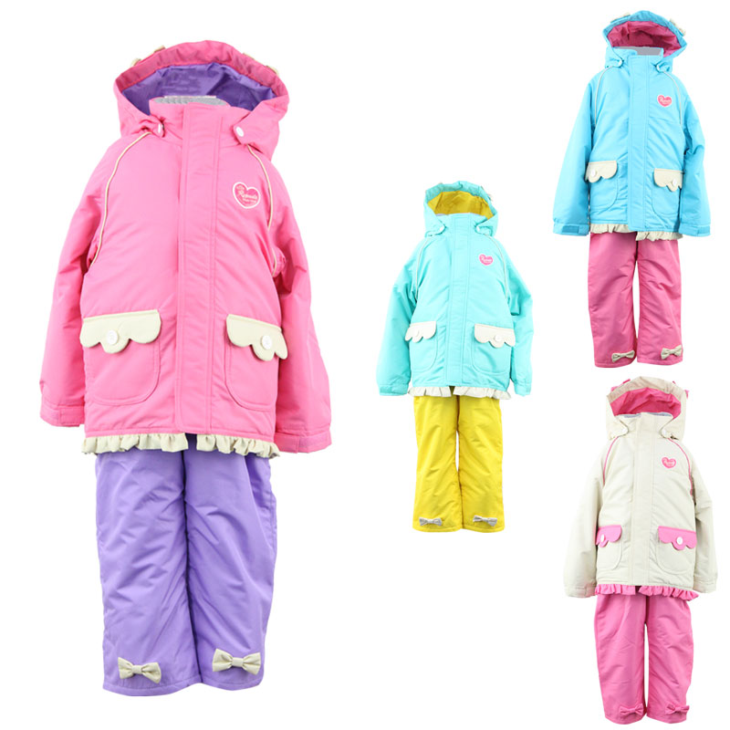 ONYONE RESEEDA(オンヨネ レセーダ) RES51002 キッズ スキーウェア(上下セット) 幼児 小学生 雪遊び 90 100 110 120サイズ