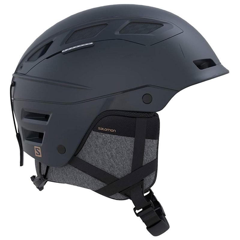 SALOMON(サロモン) L39918500 スキーヘルメット QST CHARGE メンズ レディース