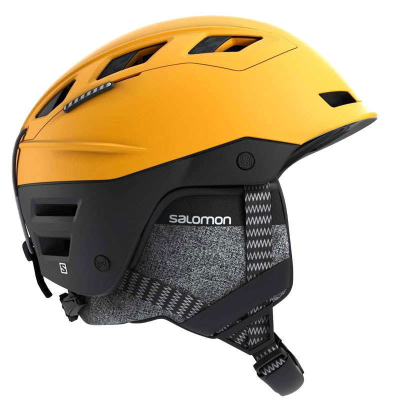 SALOMON(サロモン) L40534900 スキーヘルメット フリーライド QST CHARGE メンズ レディース