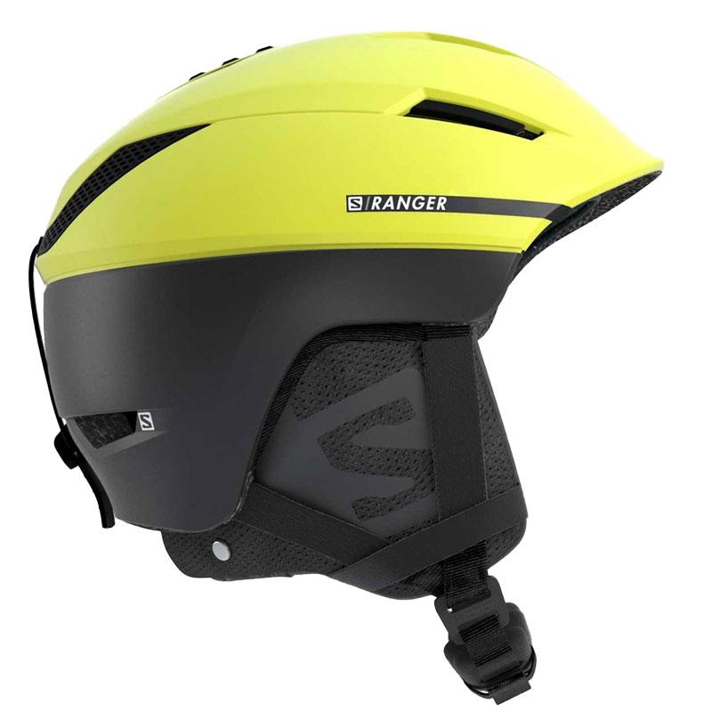 SALOMON(サロモン) L40535200 スキーヘルメット フリーライド RANGER C AIR メンズ レディース