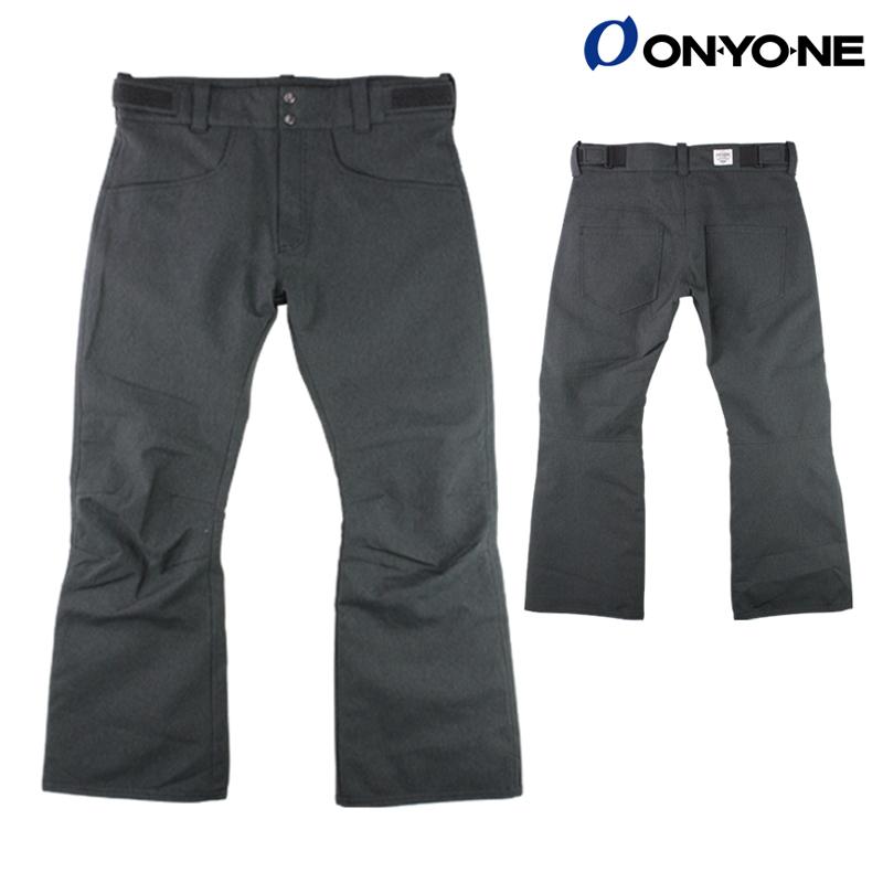 スノーボードウェア メンズ ONYONE(オンヨネ) OTP92601D ONETHREE MENS PANTS ボードパンツ スキー