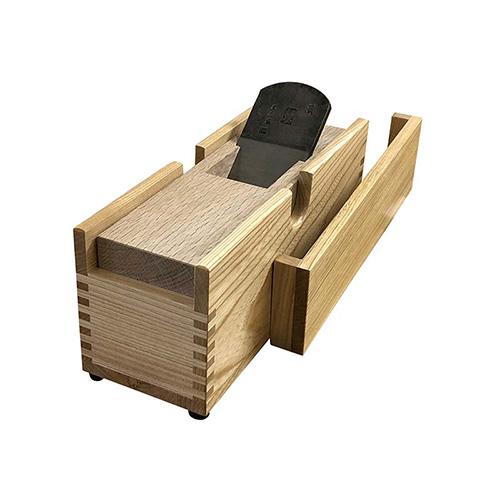 業務用 鰹箱 大 鰹節 削り器 木製 日本製 かつ箱 かつお節削り 01007 小柳産業 H
