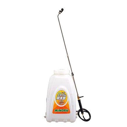 リチウム桃太郎 FBS-Li15 バッテリー除草剤専用散布機 みのる産業 シBD