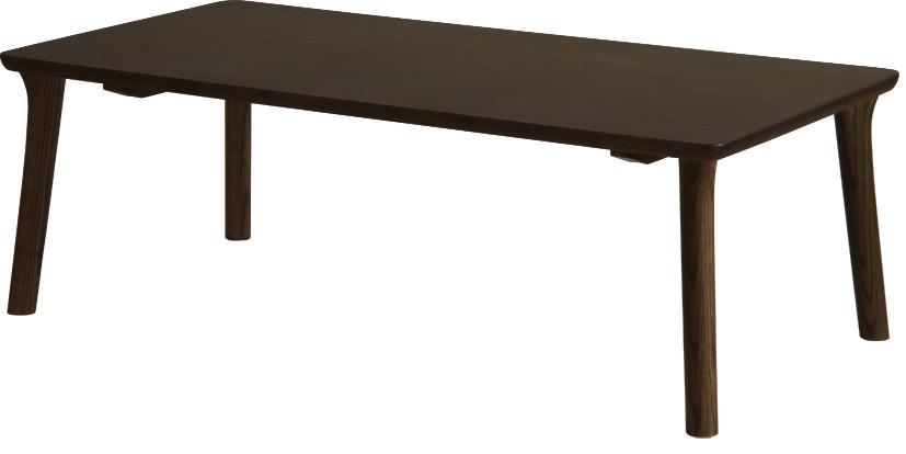 センターテーブル 8200(ダーク) T8200(100x50