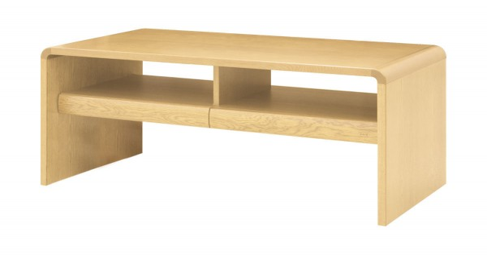 センターテーブル 1100(ナチュラル) T1104H100X50