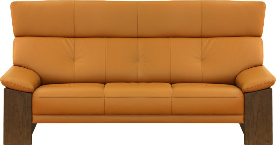 3人掛けソファ 7200(カフェ) S7208皮革