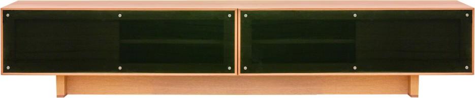 【予約販売】本 TVボード 6400(ナチュラル) 6404TV220X35, ジュエリーショップ ウェイ bbc9ffad