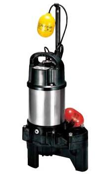 ツルミポンプ 水中ポンプ 汚物用 PU型 自動形 40PUA2.25 (鶴見製作所/口径40mm)