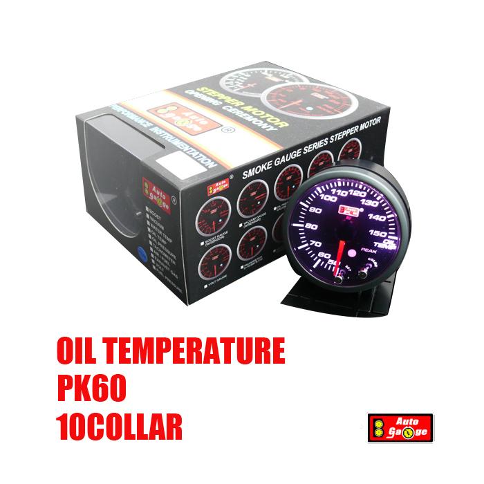 Car Interior Parts >> Oil Temperature Gauge Pk 60 F 10 Colors Led Multi Color Peak Car Supplies Autogauge Auto Parts Car Interior Parts Car Accessories Custom Parts