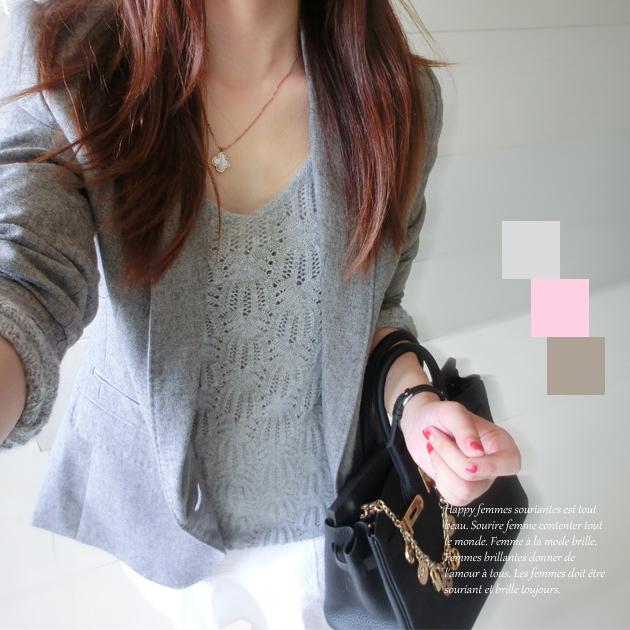 激安通販専門店 高品質 カシミヤ混バソランウール繊細なデザインのかぎ編みセーター非常に美しくて優しい印象が素敵です 長袖ニット レディースファッション Vネックトップス メーカー公式ショップ カシミア