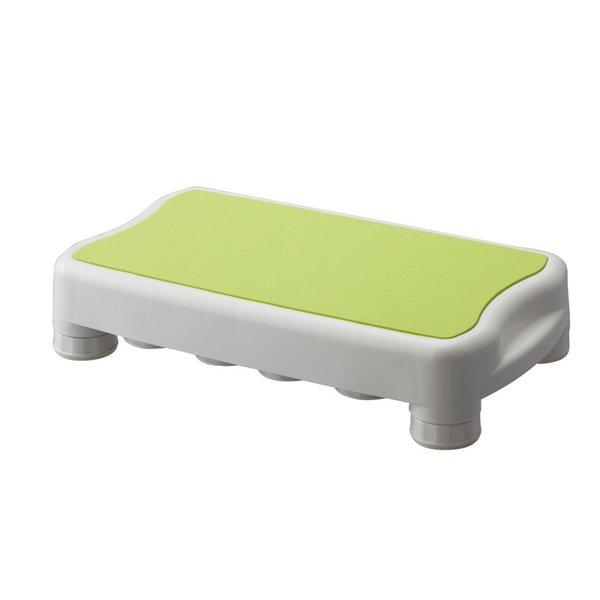 アロン化成 安寿 エクササイズステップ/ライムグリーン
