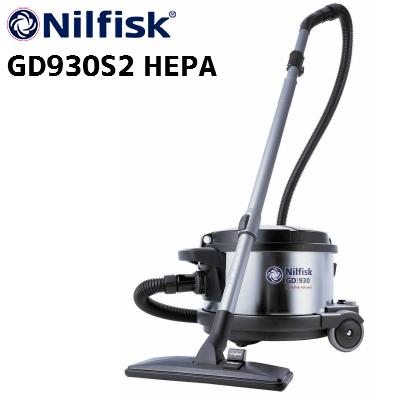 【送料無料】【即納】ニルフィスク GD930S2 HEPA仕様 【nilfisk 業務用 掃除機】