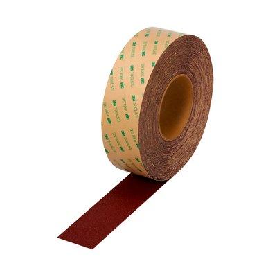 3M セーフティ・ウォーク すべり止めテープ タイプB 赤 100MMX18M B RED 100X18 3本