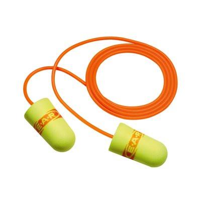 3M 耳栓 E-A-RSOFTスーパーフィット ひも付き 311-1254 200組セット