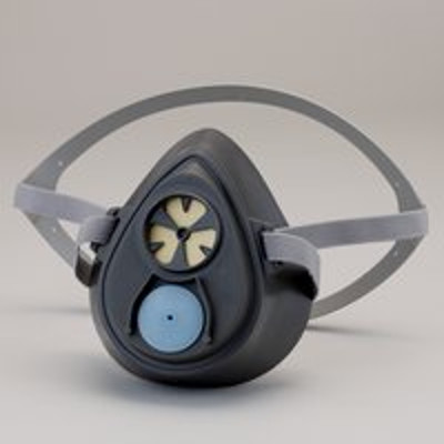 3M 防毒マスク面体 M/Lサイズ 3200 OHSP 10個セット