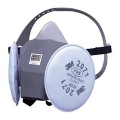 3M 取替式防じんマスク 6000/2071-RL2 Sサイズ 6個セット