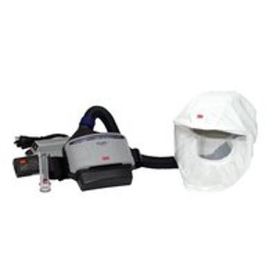 新素材新作 3M バ-サフロ- 電動ファン付キ呼吸用保護具 JTRS-133J:GAOS 店-DIY・工具
