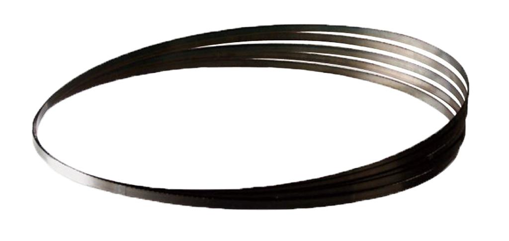 アサダ バンドソーノコ刃 70075 BS125ハイス10 5個